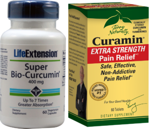 Life Extension Curcumin | Terry Naturally Curamin