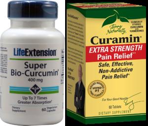 Life Extension Curcumin | Terry Naturally Curamin