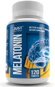 Just Potent Melatonin 10mg