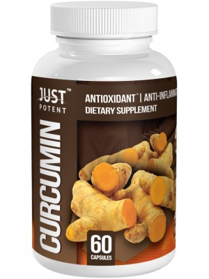 Ultra-Potent Curcumin (from turmeric) by Just Potent
