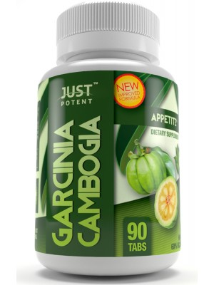 High Grade Garcinia Cambogia Extract :: 3000mg Per Serving :: 90 Tablets :: Appetite Suppression