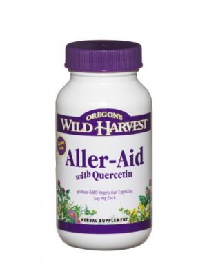 Aller-Aid  with Quercetin by Oregon's Wild Harvest