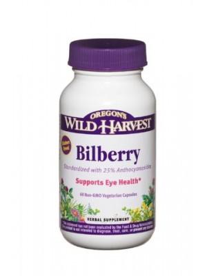 Organic Bilberry by Oregon's Wild Harvest