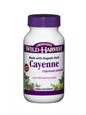 Organic Cayenne by Oregon's Wild Harvest