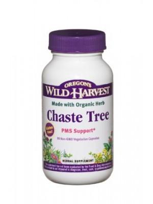 Chaste Tree (organic) by Oregon's Wild Harvest