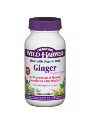 Organic Ginger by Oregon's Wild Harvest