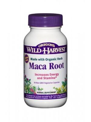 Maca Root (organic) by Oregon's Wild Harvest