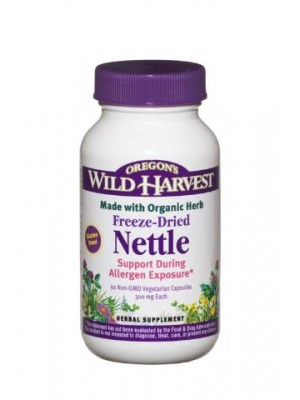 Organic Nettle by Oregon's Wild Harvest