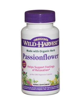 Organic Passionflower by Oregon's Wild Harvest