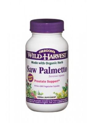 Saw Palmetto by Oregon's Wild Harvest