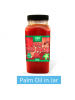 Pure Red Palm Oil by Just Potent. All-natural 16oz Red Palm Oil in a Bottle